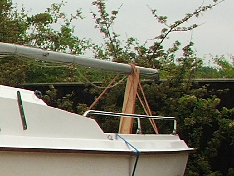 Mast Supported!